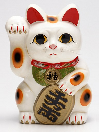 maneki neko lucky cat